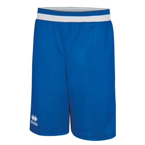 Short Errea Memphis Royal/Blanc