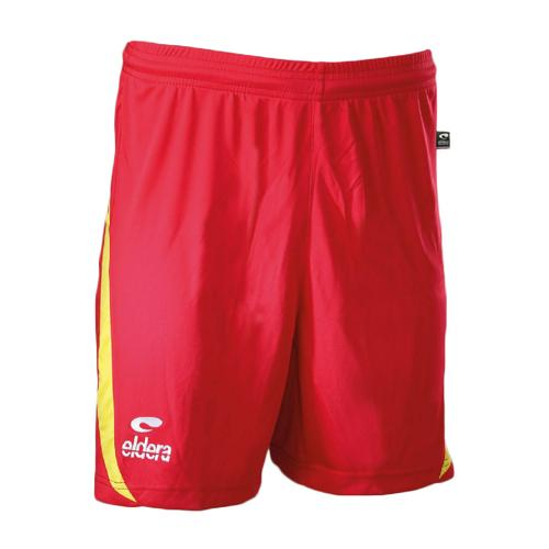 Short Eldera Oceanie Rouge/Jaune