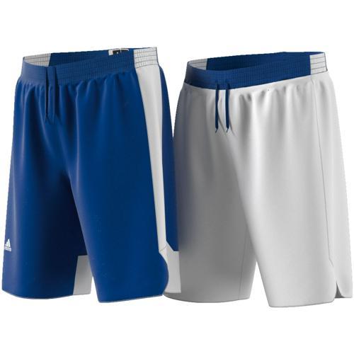 Short Reversible adidas Crazy Bleu/Blanc