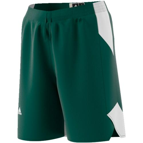 Short adidas Crazy explosive Vert/Blanc