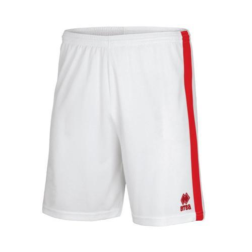 Short Errea Bolton Blanc/Rouge