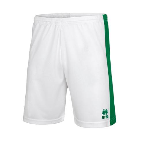 Short Errea Bolton Blanc/Vert
