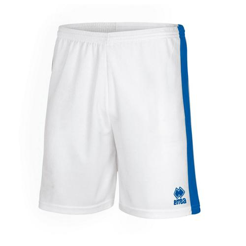 Short Errea Bolton Blanc/Royal