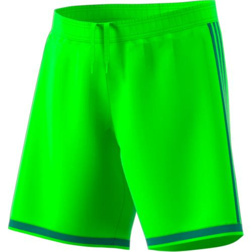 Short Regista 18 Vert/Royal adidas
