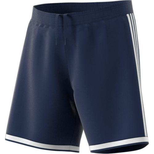 Short Regista 18 Enfant Marine/Blanc adidas