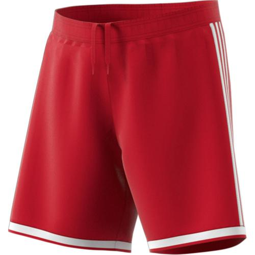 Short Regista 18 Enfant Rouge/Blanc adidas