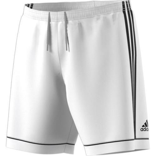 Short Squadra Enfant Blanc/Noir adidas