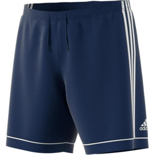 Short Squadra Enfant Marine/Blanc adidas