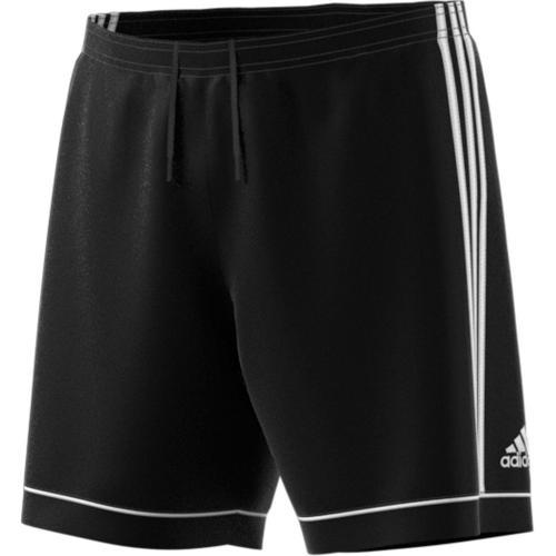 Short Squadra Enfant Noir/Blanc adidas