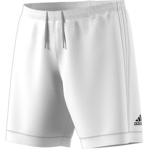 Short Squadra Enfant Blanc/Blanc adidas