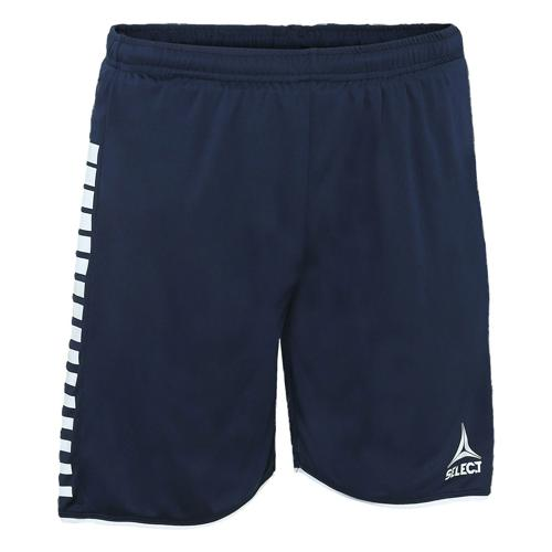 Short Select Argentina Bleu/Blanc