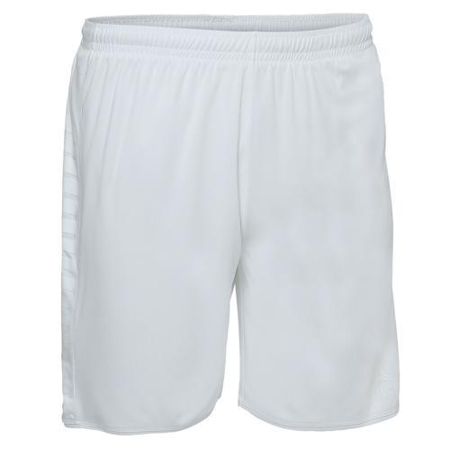 Short Select Argentina Blanc/Blanc