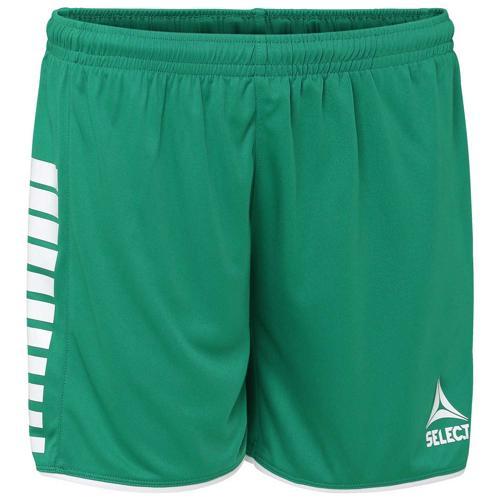 Short Select féminin Argentina Vert