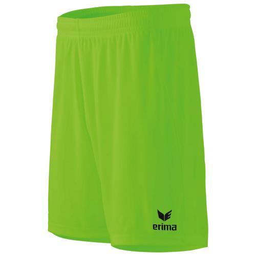 Short Rio Erima 2.0 Enfant Vert Fluo