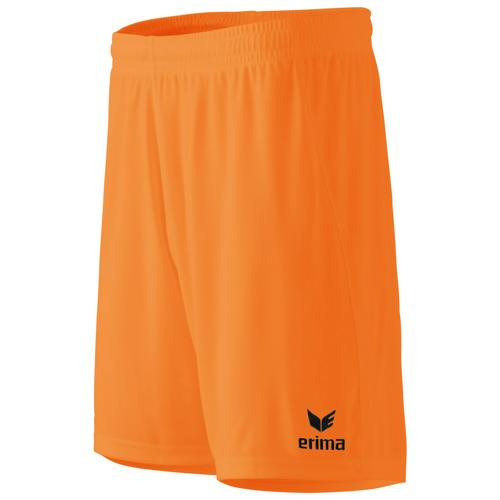 Short Rio Erima 2.0 Enfant Orange Fluo