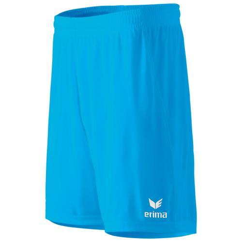 Short Rio Erima 2.0 Enfant Bleu Fluo