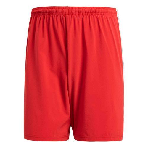 Short Condivio 18 Rouge/Blanc adidas