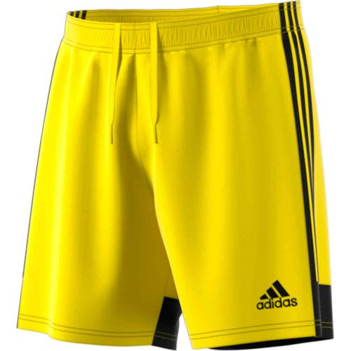 Short Tastigo 19 jaune/noir ADIDAS
