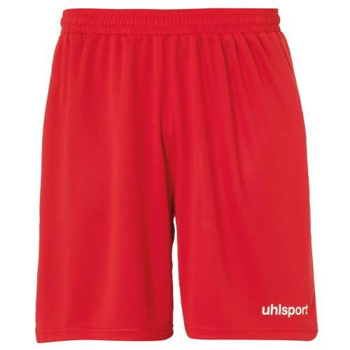 Short Center Rouge/Blanc UHLSPORT
