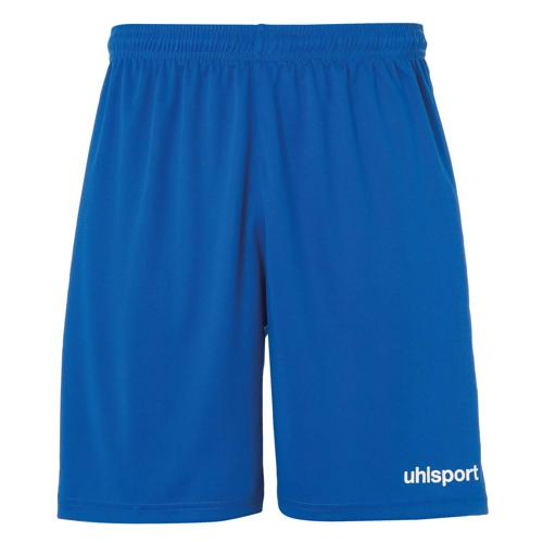 Short Center Azur/Blanc UHLSPORT