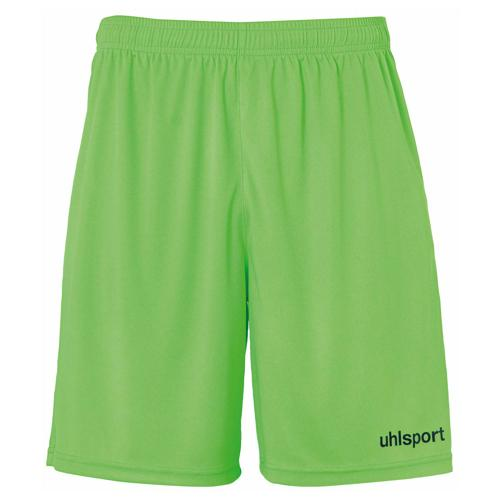 Short Center Vert fluo/Noir UHLSPORT