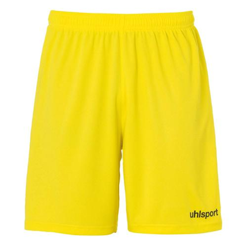 Short Center Jaune/Noir UHLSPORT