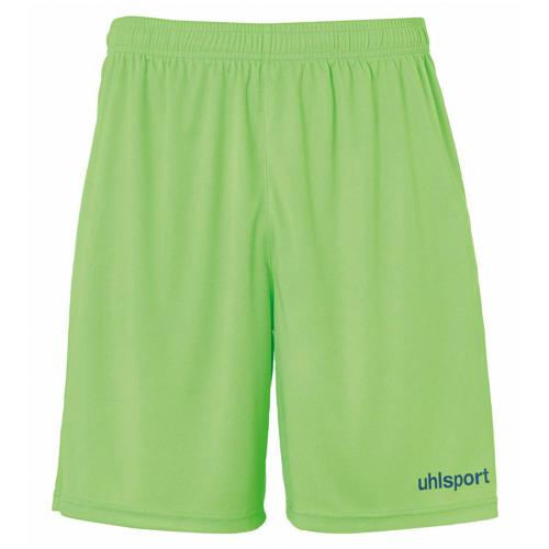 Short Center Vert flash/Vert pétrole UHLSPORT