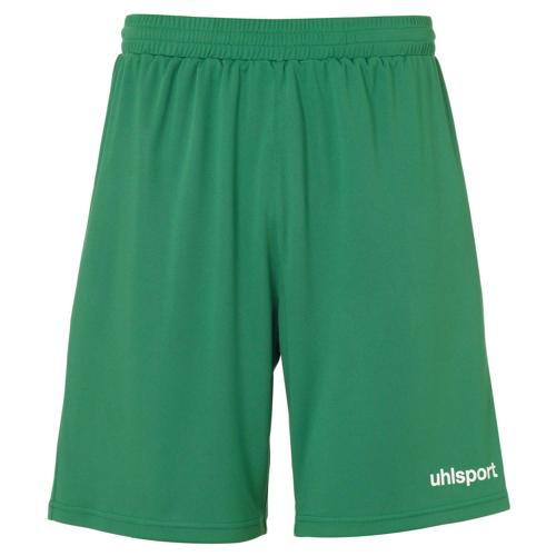 Short Center Vert/Blanc UHLSPORT