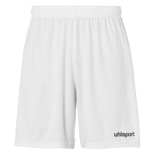 Short Center Blanc/Noir enfant UHLSPORT