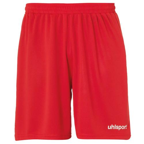 Short Center Rouge/Blanc enfant UHLSPORT