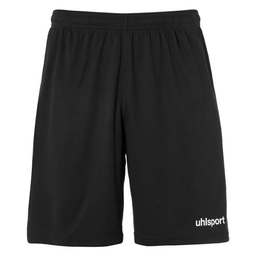 Short Center Noir/Blanc enfant UHLSPORT