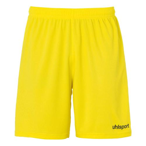 Short Center Jaune/Noir enfant UHLSPORT
