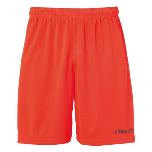 Short Center Rouge fluo/Marine enfant UHLSPORT