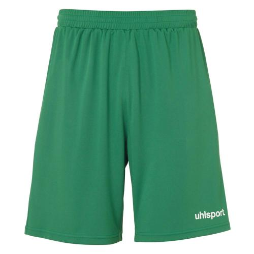 Short Center Vert/Blanc enfant UHLSPORT