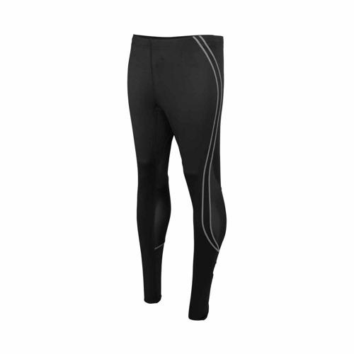 Collant de running homme noir