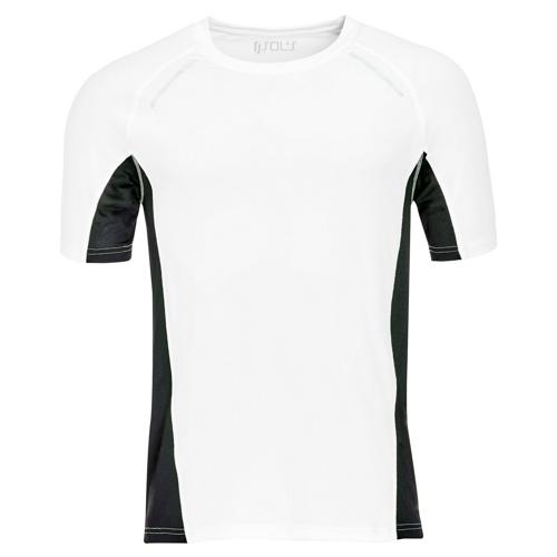 Tee-shirt Running Winner PES Blanc EXPERT