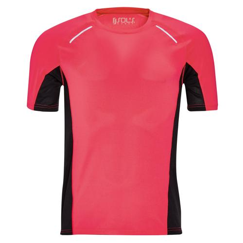 Tee-shirt personnalisable Running Winner PESFuchsia EXPERT