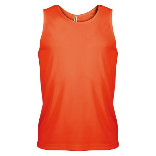 Débardeur Technic Casal Sport Orange