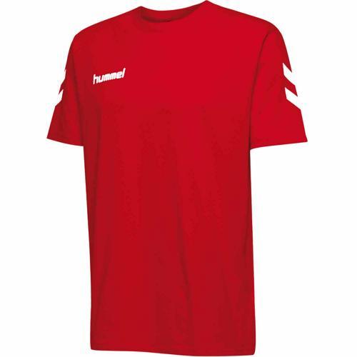 T-shirt HML GO Rouge enfant HUMMEL