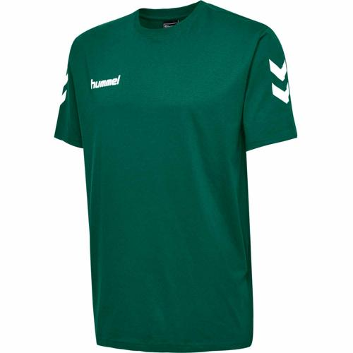 T-shirt HML GO Vert enfant HUMMEL