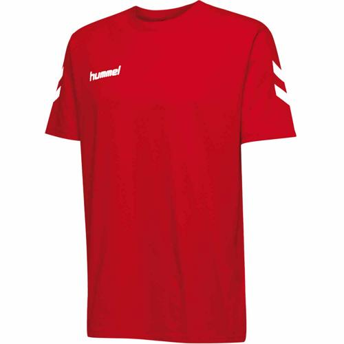 T-shirt HML GO Rouge HUMMEL
