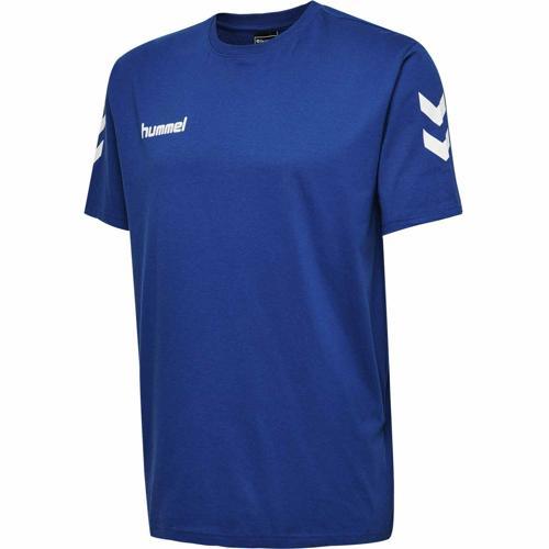 T-shirt HML GO Bleu HUMMEL
