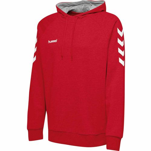 Sweat capuche HML GO Rouge enfant HUMMEL