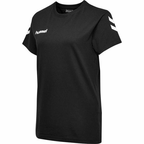 T-shirt féminin HML GO Noir HUMMEL