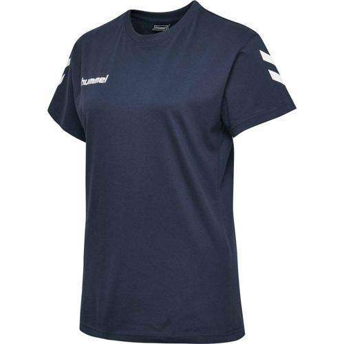 T-shirt féminin HML GO Marine HUMMEL