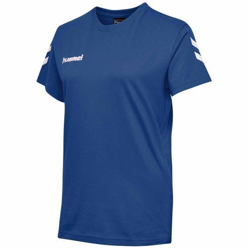 T-shirt féminin HML GO Bleu HUMMEL