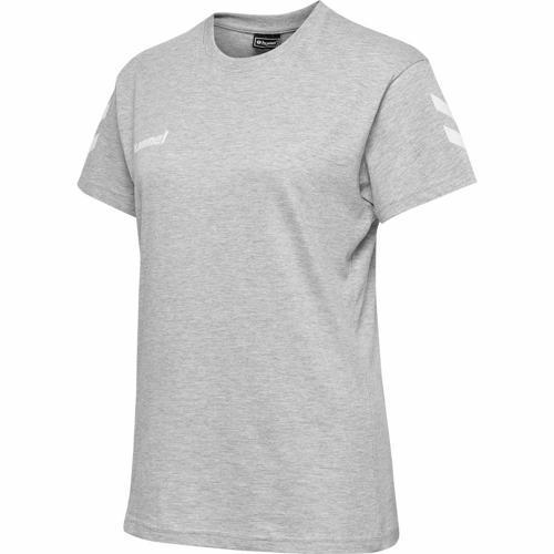 T-shirt féminin HML GO Gris HUMMEL