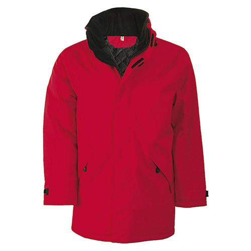 VESTE COACH TEAM CLUB ENFANT rouge
