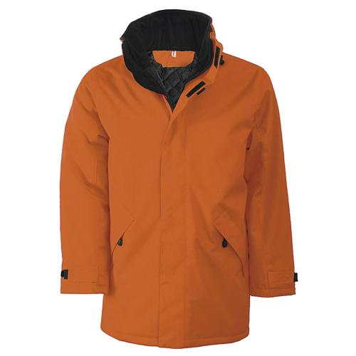 Veste parka team EXPERT orange