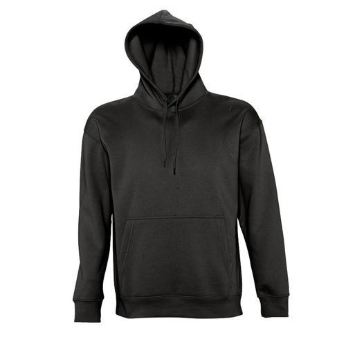 Sweat-shirt à capuche Slam Club enfant noir